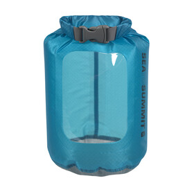 Sea to Summit AUVDS1BL packsack ultra-sil view, 1l blauw